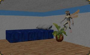 Ko'catan rented room