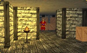 Jasper vault